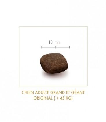 Croquettes Grain Free Sans Céréales - Original - Chien Adulte de Grande Taille
