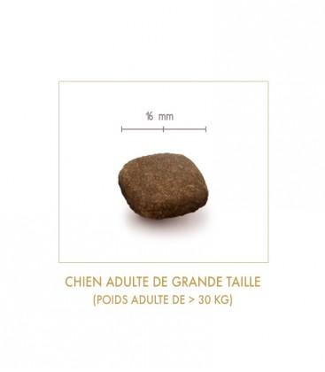Croquettes Low Grain pour Chiens de Grande Taille - 15 kg