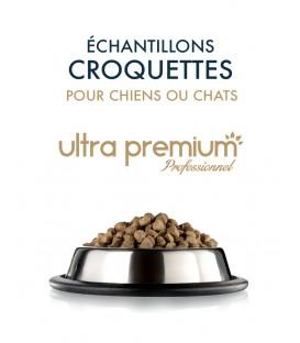 Echantillons croquettes Chiens/Chats