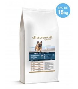 Croquettes Low Grain pour Chiots de Petite et Moyenne Taille - 15 kg
