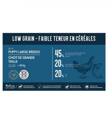 Croquettes Low Grain pour Chiots de Grande Taille