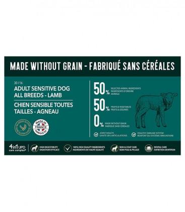 Croquettes Grain Free Chien Sensible Toutes Tailles